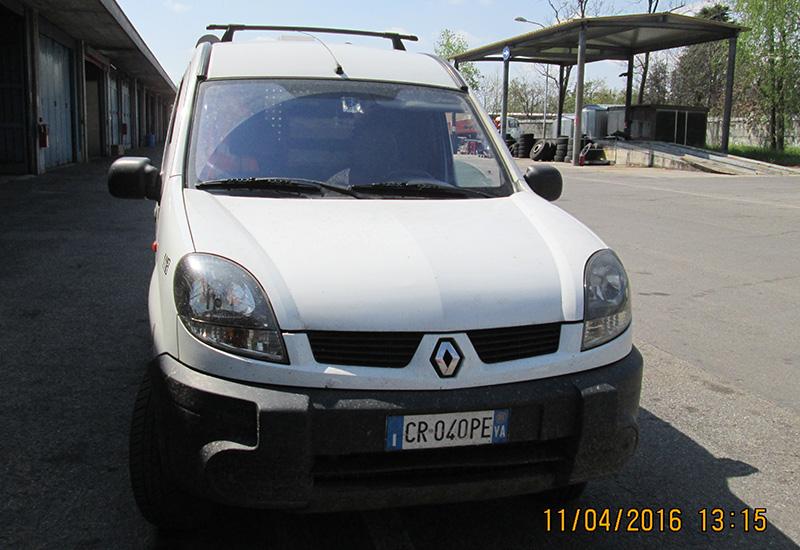1118 - Renault Kangoo