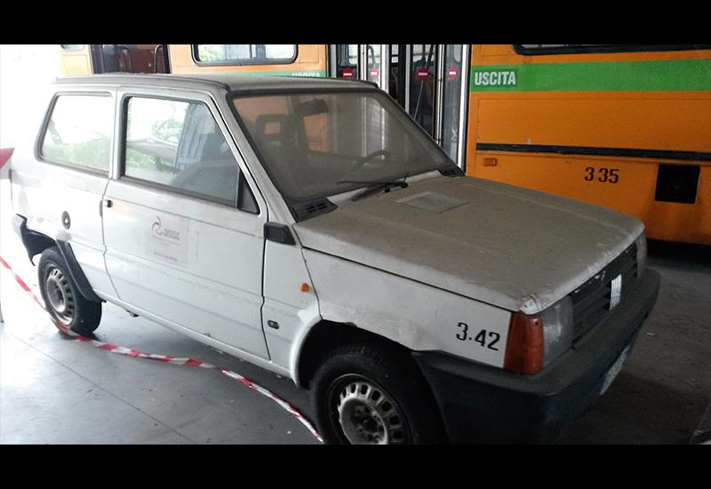 342 - Fiat Panda