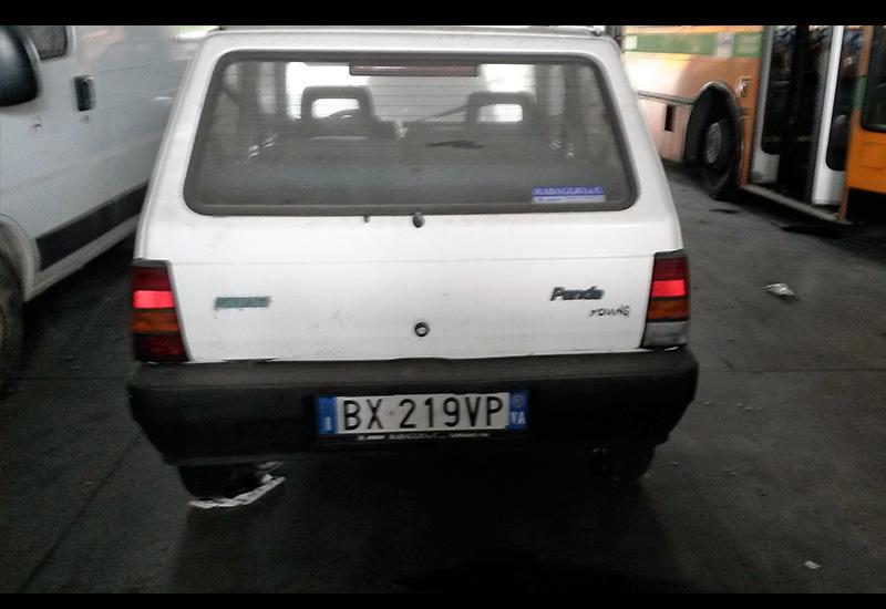 345 - Fiat Panda